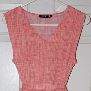 Apt 9 sleevless dress